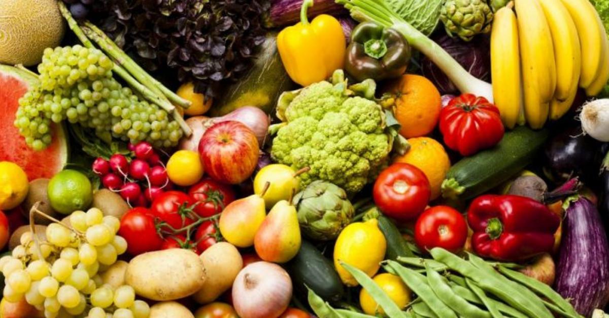 frutta e verdura di stagione Farmanatura