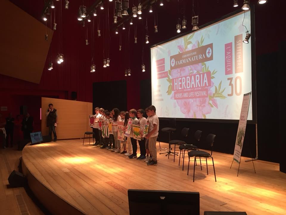 Premiazione Herbaria 2017