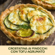 Crostatina finocchi e tofu - Farmanatura
