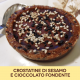 crostatine sesamo e cioccolato Farmanatura